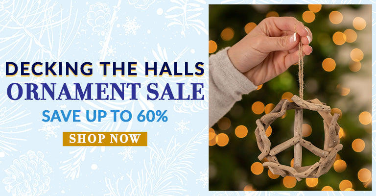 Decking the Halls Ornament Sale