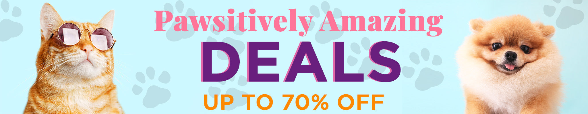 Pawsitively Amazing Deals