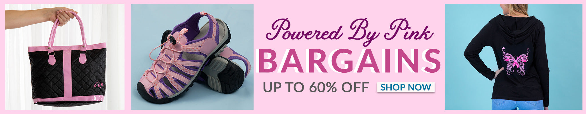 Powered by Pink Sale