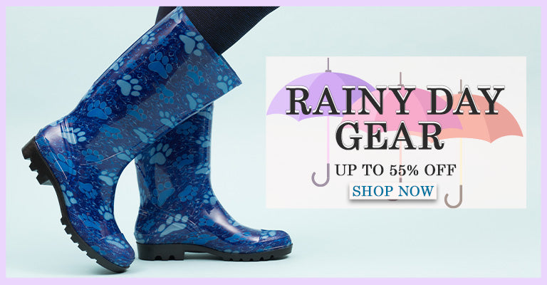 Rainy Day Gear Sale