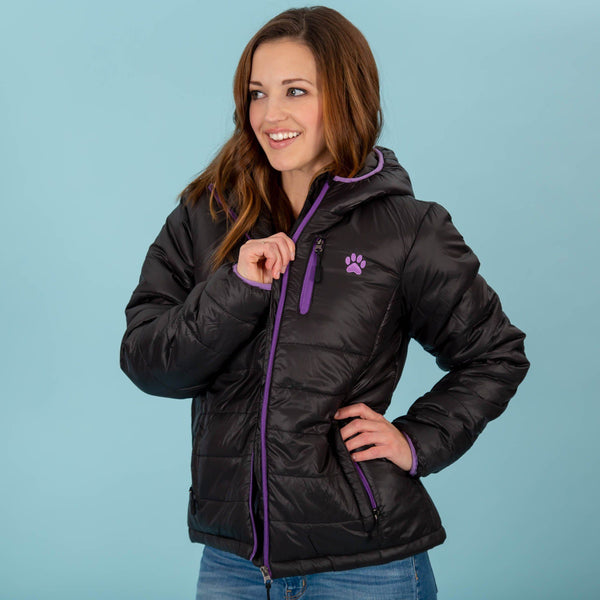 Purple Paw Denali Insulated Jacket