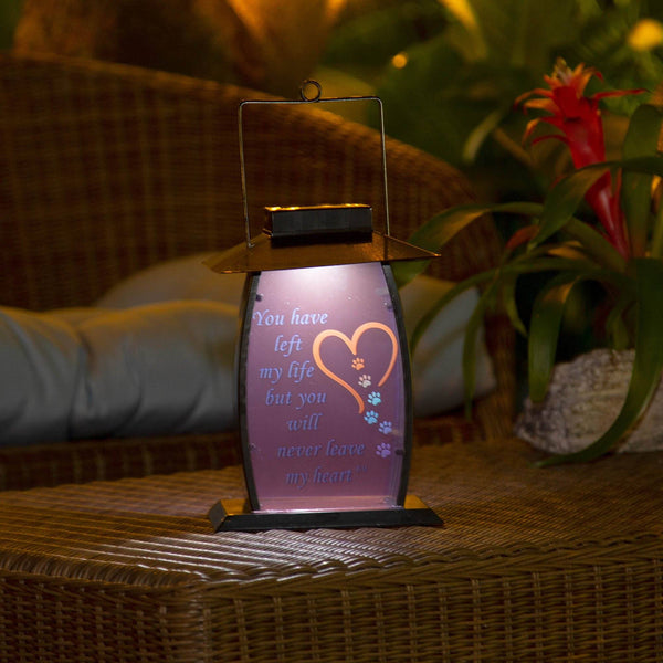 Forever In My Heart Solar Lantern