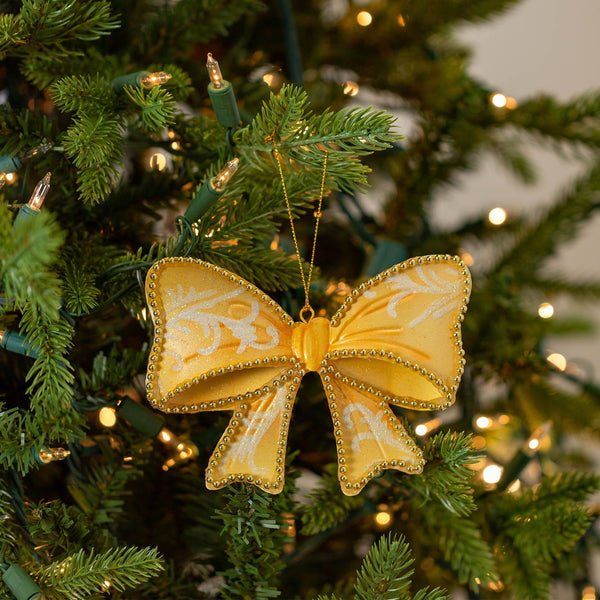 Tie A Yellow Ribbon Ornament