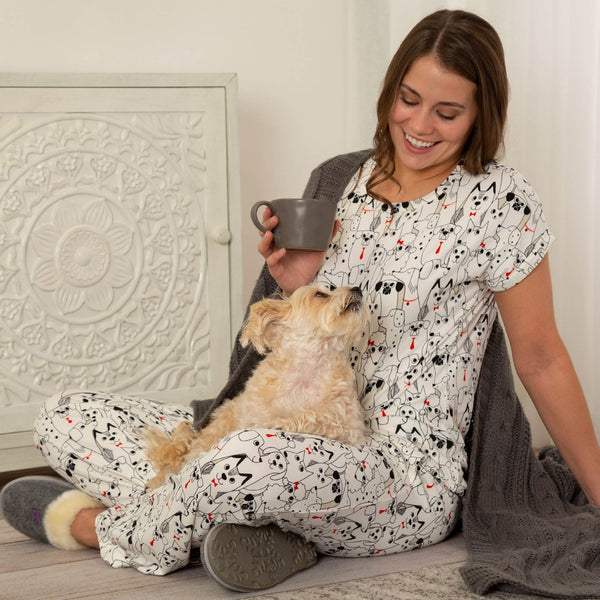 Pet Portrait Pajamas