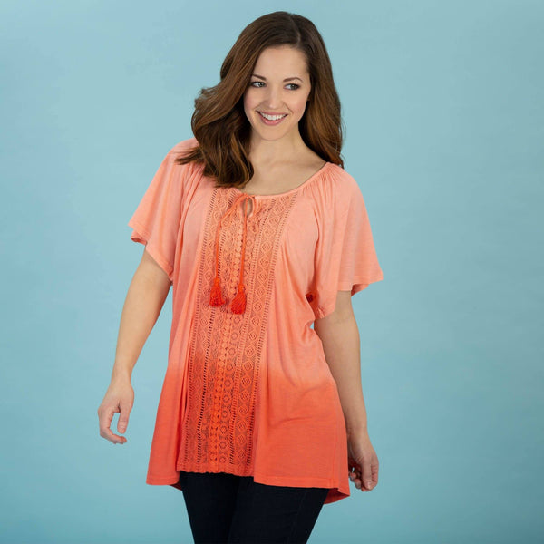 Sunrise Ombre Top