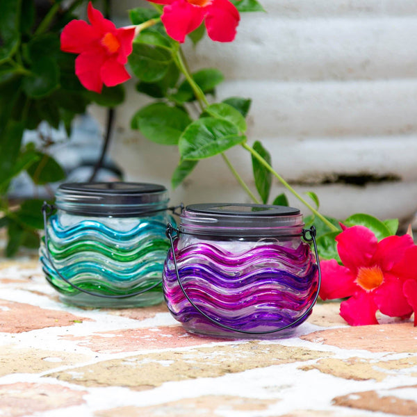 Waves Of Color Solar Light