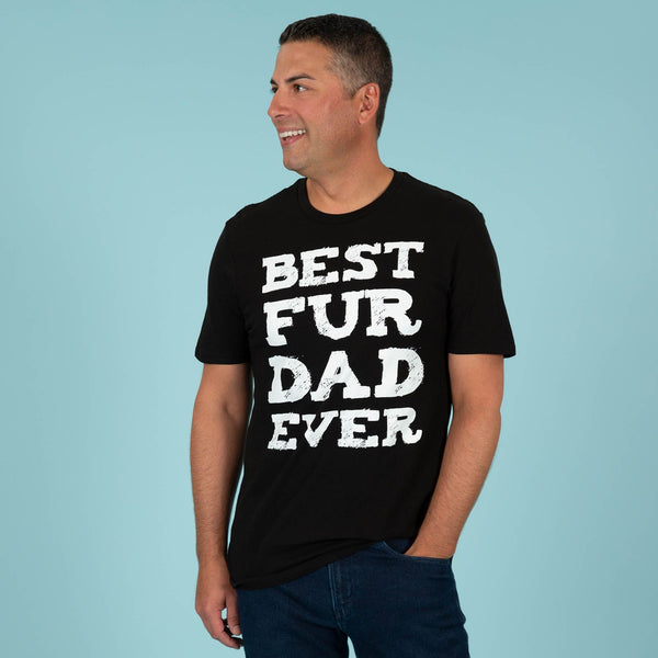 T-shirt - Best Fur Dad Ever T-Shirt