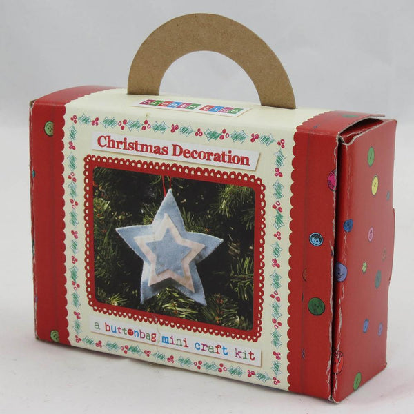 Mini Star Christmas Decoration Kit