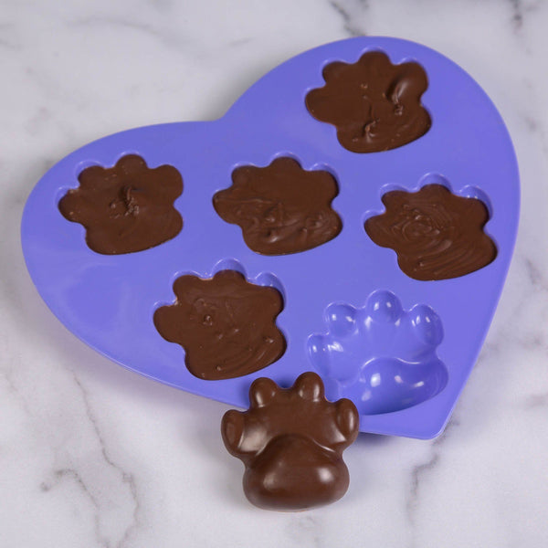 Paw Print Silicone Pan