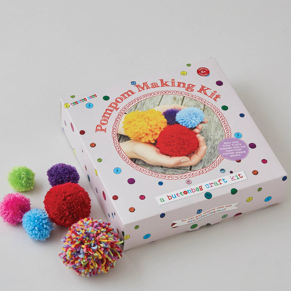 Pompom Making Kit