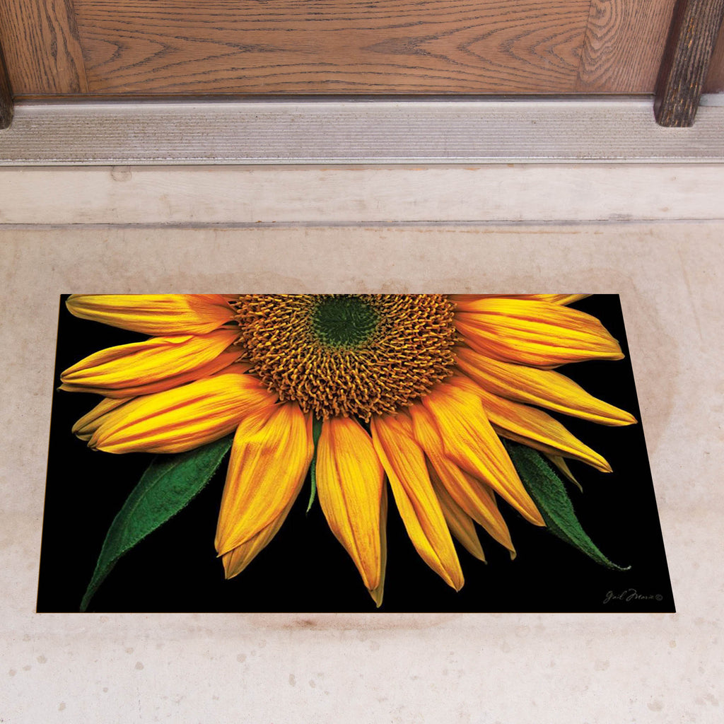 Sunflower Door Mat