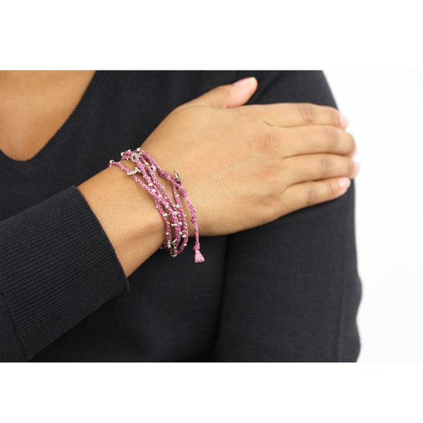 101 Inspirational Beads Bracelet/Necklace