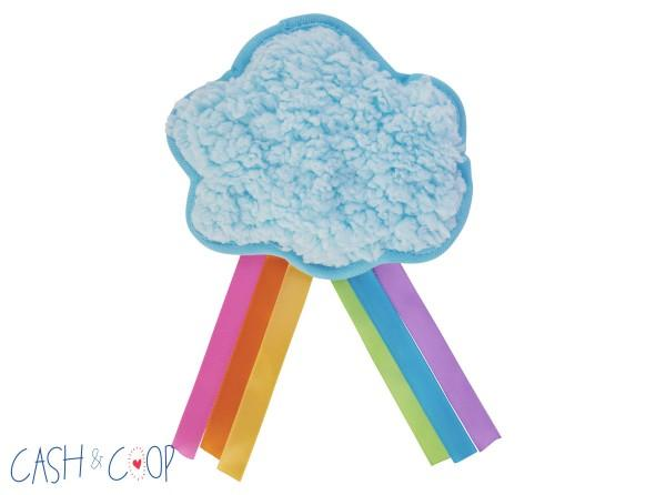 Crinkle Cloud Cat Toy