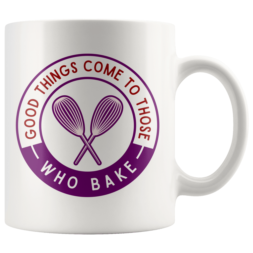 Drinkware - Those Who Bake Mug