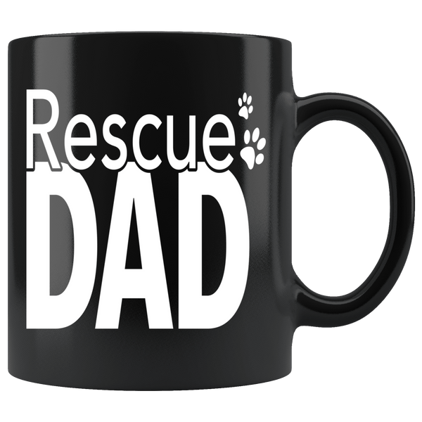 Drinkware - Rescue Dad Mug