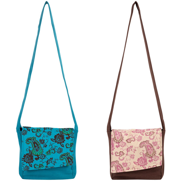 Wallflower Sling Bag