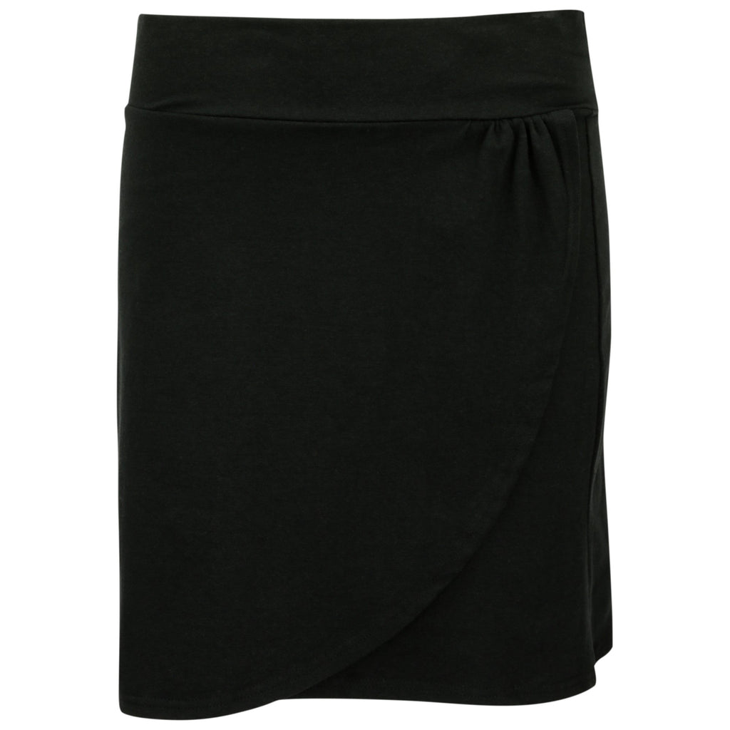 Organic Faux Wrap Skirt