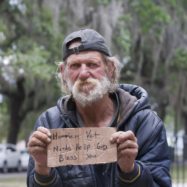 Donation - Help A Homeless Veteran