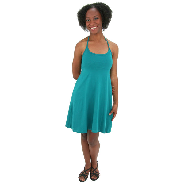 Organic Africa Sporty Halter Dress