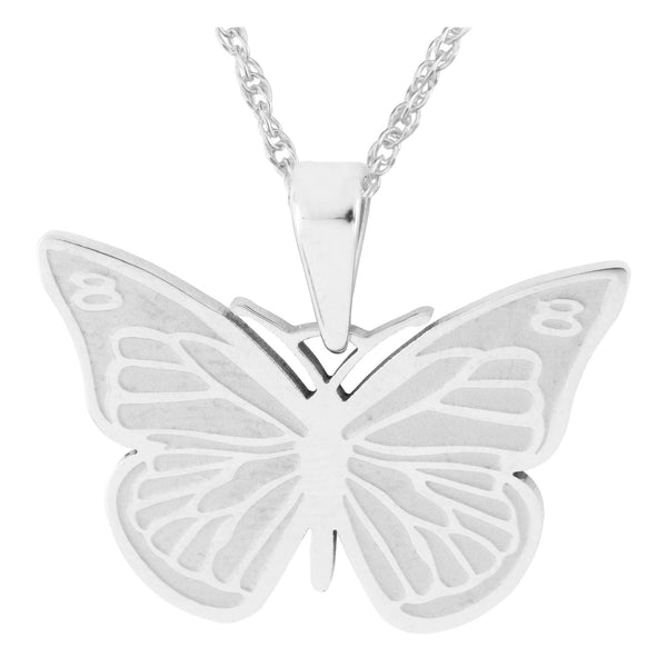 Butterfly Transformation Necklace