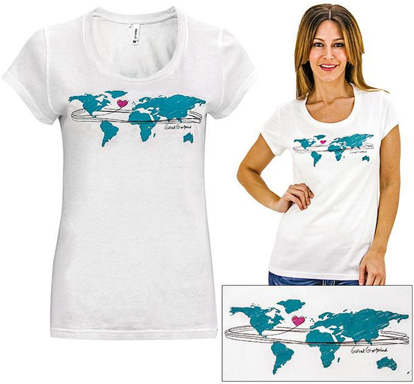 Wrap The World In Love Tee