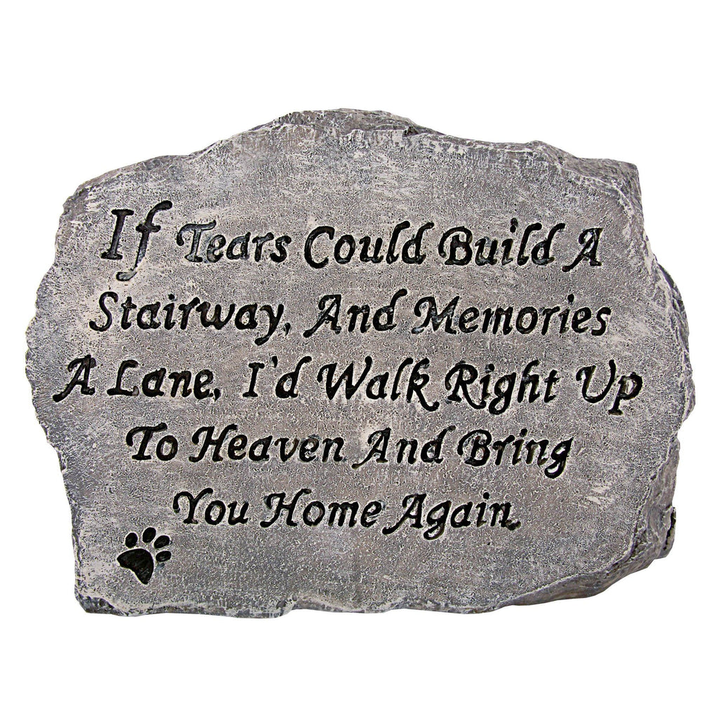 Bring You Home Again Pet Memorial Stone