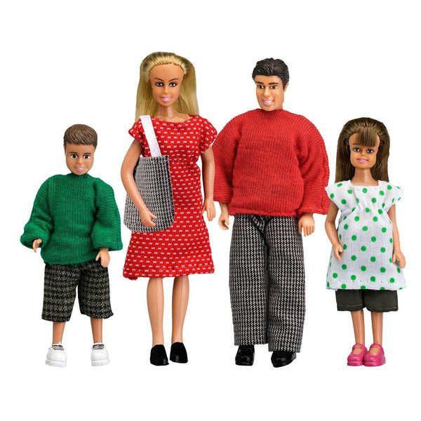 Lundby™ Smaland Classic Doll Family