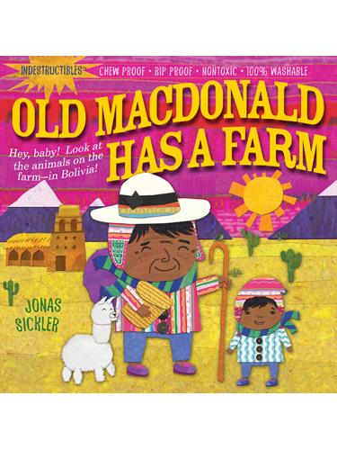 Indestructibles® Old MacDonald: Baby-Proof Book