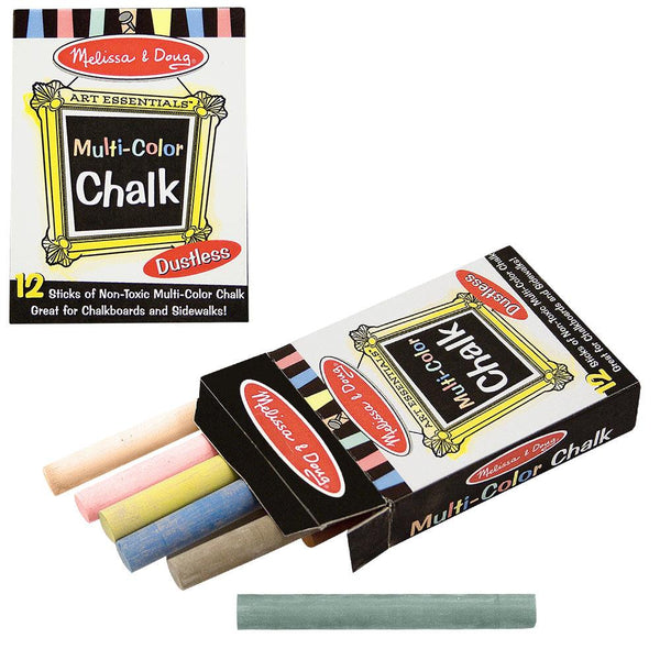 Multi Colored Chalk