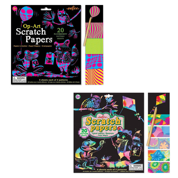 Scratch Papers