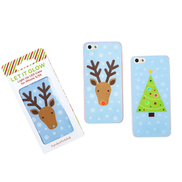Holiday LED IPhone Case