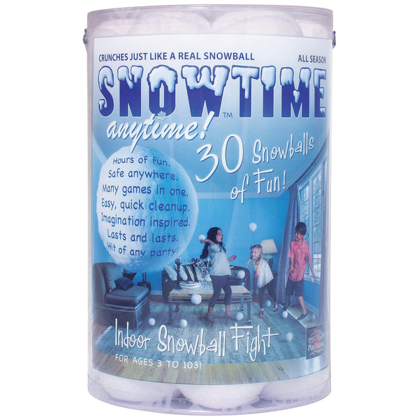 Snowtime Anytime™ Snowballs - 30 Pack