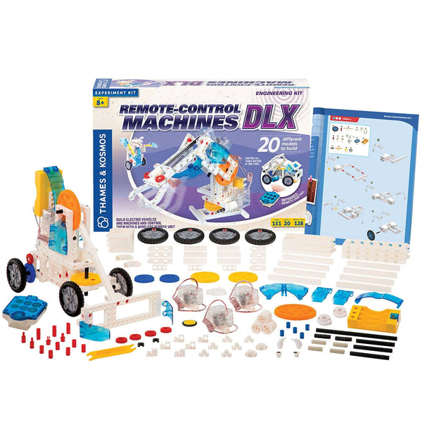 Remote Control Machines DLX