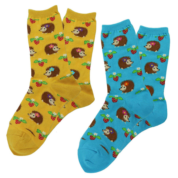 Hedgehog Socks
