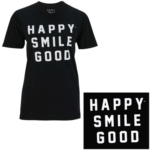 Happy Smile Good™ Adult T-Shirt