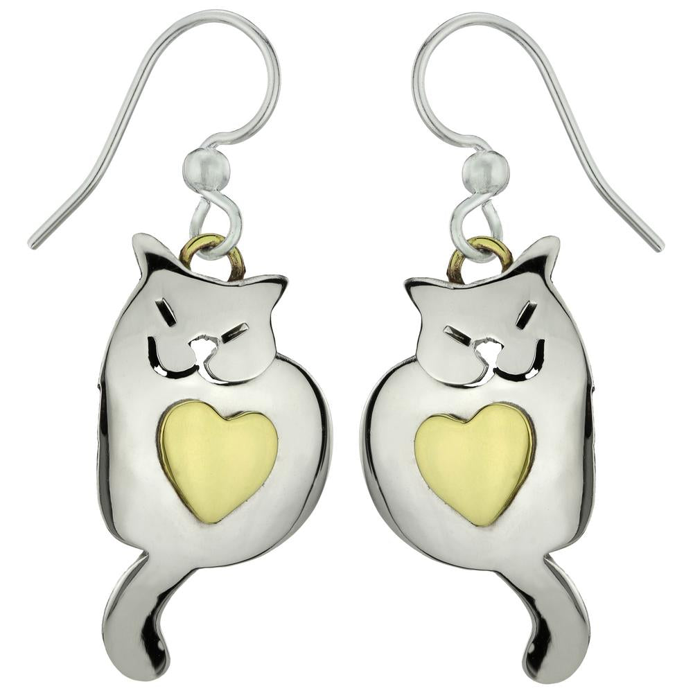 Kitty Love Earrings
