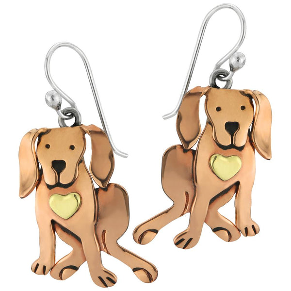 Sweet Pup Earrings