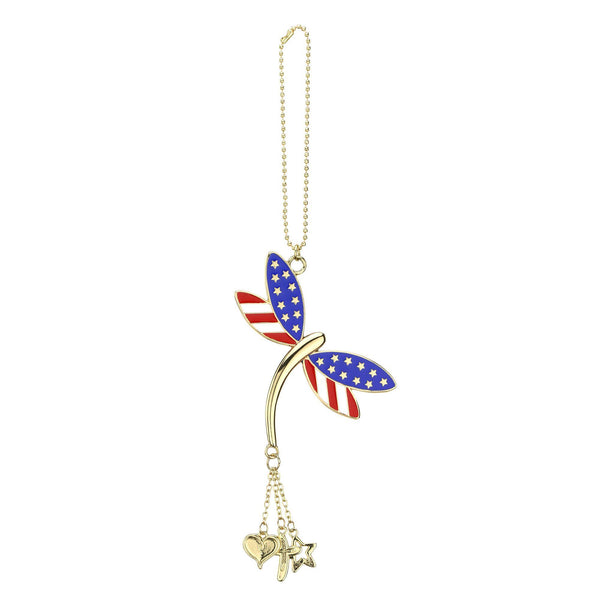 PROMO - Freedom To Fly Dragonfly Car Charm