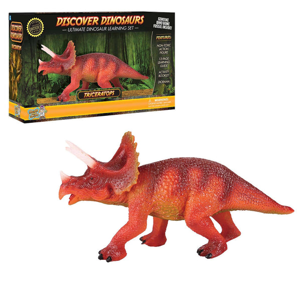 Discover Dinosaurs - Triceratops