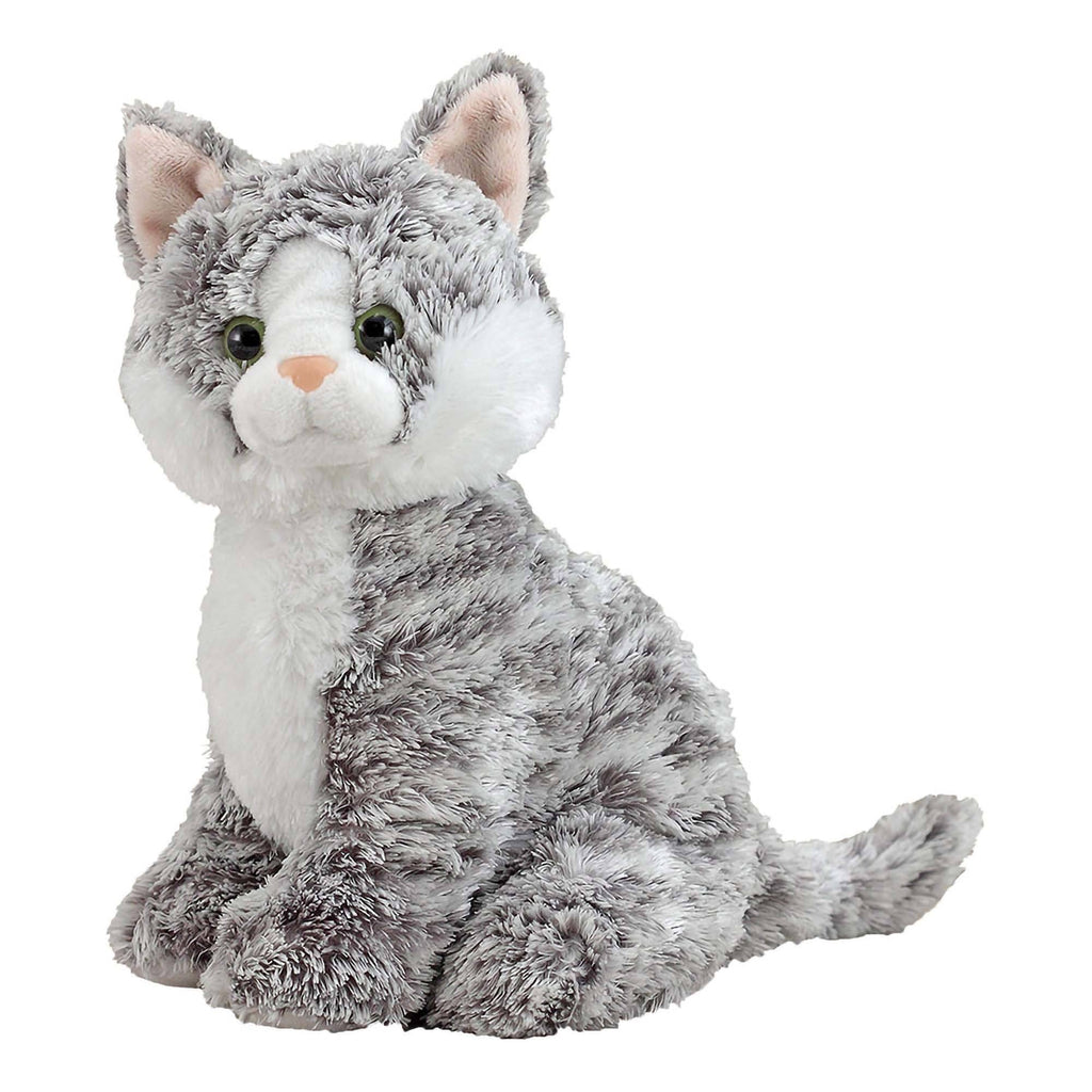Greycie Tabby Cat Plush