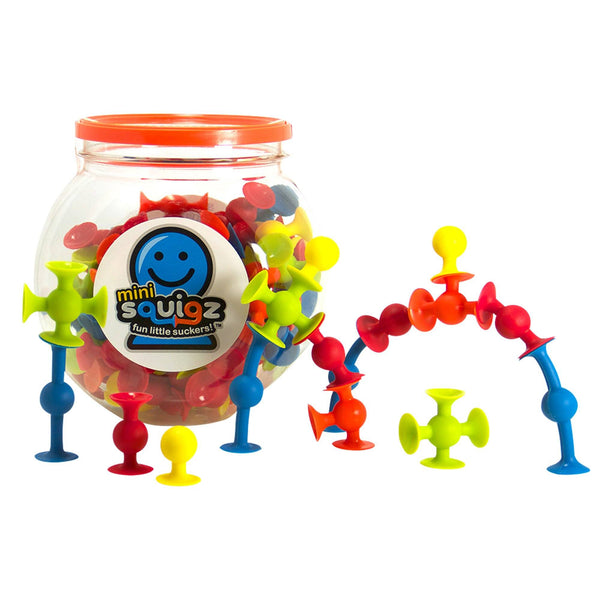 Mini Squigz™ Suction Construction - 75 Piece Set