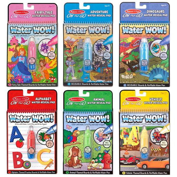 Water Wow!® Activity Pad