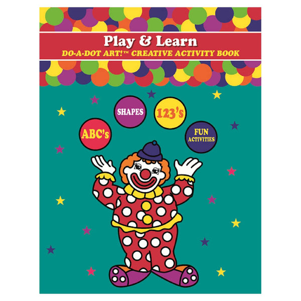 Play & Learn Do-A-Dot™ Activity Book