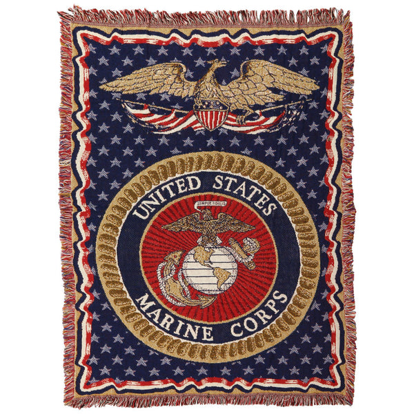 U.S. Marines Throw
