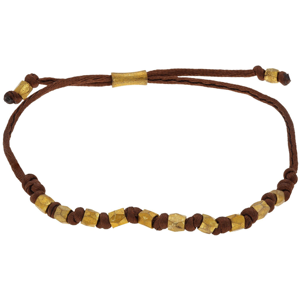 Promo - PROMO - Cinnamon Wakami Simple Stackable Bracelet