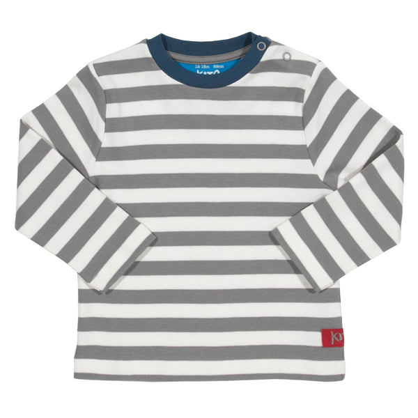 Kite Kids Stripy Long Sleeve T-Shirt