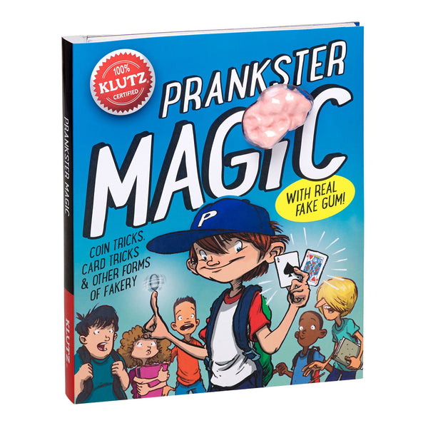 Klutz® Prankster Magic Kit