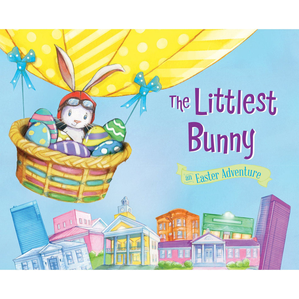 The Littlest Bunny - An Easter Adventure (Hardcover)