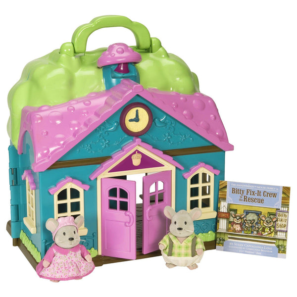 Li'l Woodzeez® Honeysuckle Schoolhouse™ Set