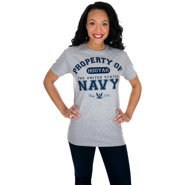 Property Of The U.S. Navy T-Shirt